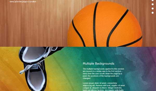 Nikebetterworld-Parallax