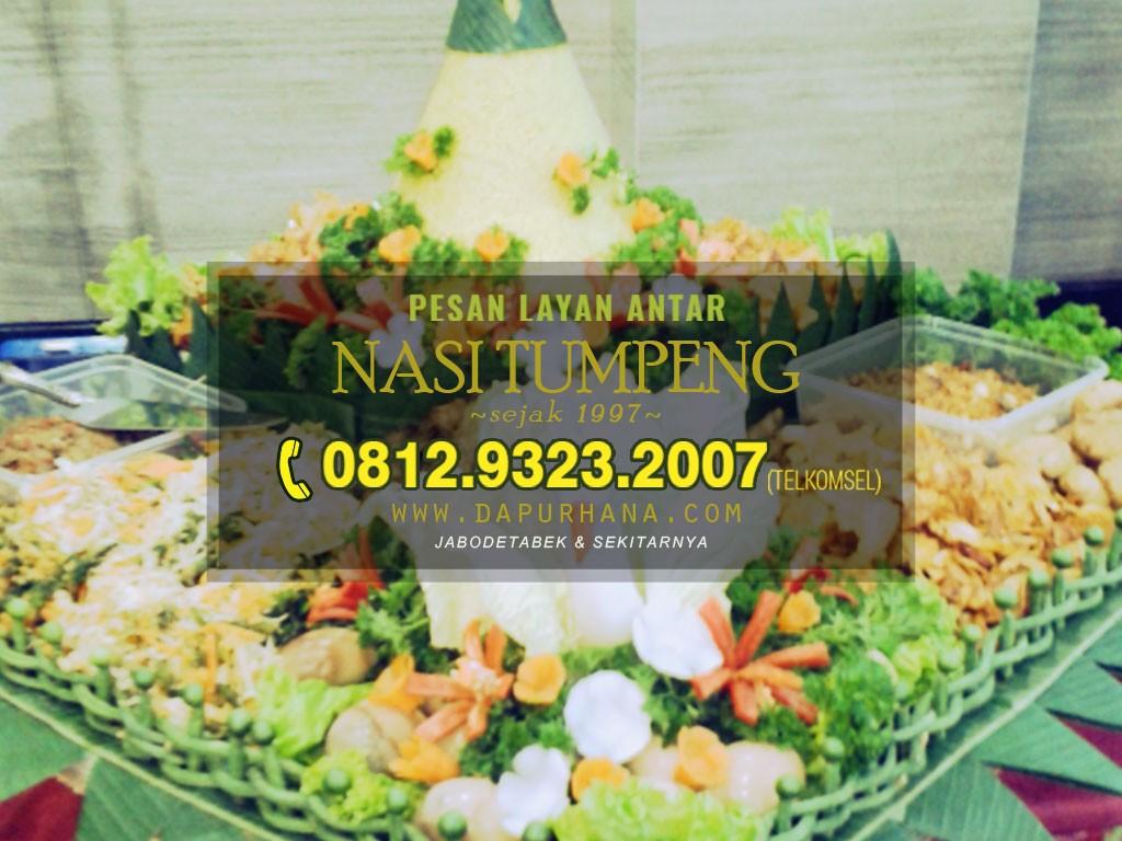 Pesan Nasi Tumpeng Jakarta Barat, Tumpeng Terbesar, Tumpeng Proklamasi, Pesan Nasi Tumpeng Ulang Tahun